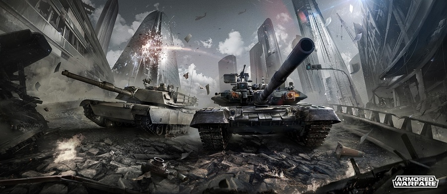 armored warfare проект армата обзор